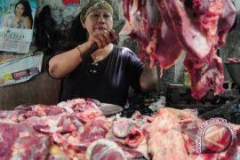 Harga daging ayam melonjak tinggi di Banjarmasin