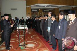 Wali Kota Rotasi Pejabat Demi Percepatan Pembangunan