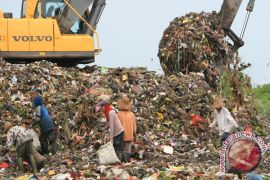 Banjarmasin optimistic to reduce waste by 30 percent