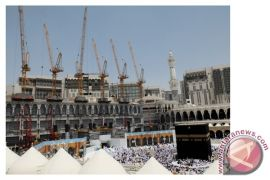 Last hajj candidate flown to Saudi
