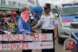 Aktivitas Parkir Wilayah Maskot