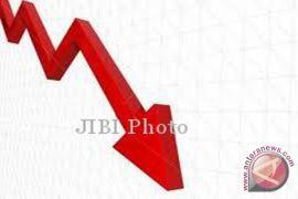 Target pendapatan HST turun 3,28 persen