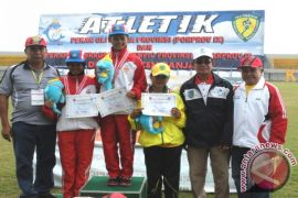 DPRD Bicarakan Atlet Berprestasi Dengan Kemenpora