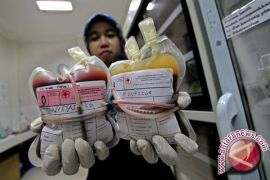Indonesia in shortage of 1,1 million pouches blood