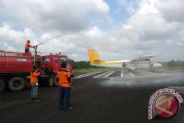 Warukin Airport Operation Constrained by Licensing
