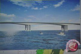 Pembangunan Jembatan Pulau Laut Berlanjut