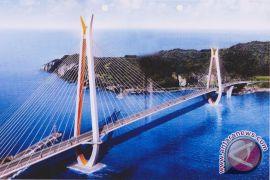 Kotabaru tunggu lanjutan pembangunan Jembatan Pulau Laut