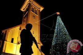 Pengamanan Gereja Di Banjarbaru Maksimal