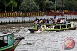 Dishub buat contoh kelotok wisata sungai