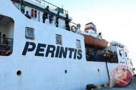 Penumpang kapal perintis di Ambon meningkat