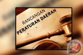 DPRD Berhasil Bahas 30 Raperda Jadi Perda
