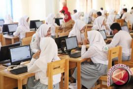 Hanya Tiga Madrasah Banjarmasin Siap UNBK