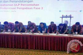 ULP Banjar Percontohan  Nasional