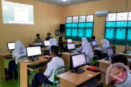 Lima SMP Di Banjarmasin Tanpa Gelar UNBK