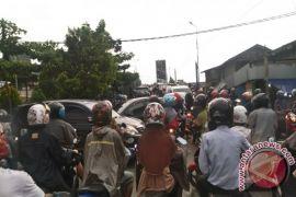 Kemacetan Lalu Lintas Tidak Terjadi