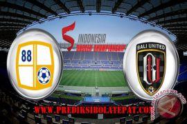 Barito held 1-1 by Bali United
