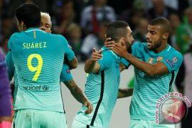 Barcelona Menang 2-1 Atas Gladbach