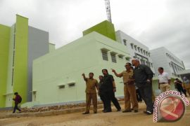 Wali Kota harapkan pembangunan RS Suriansyah berlanjut