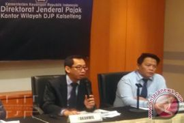Kanwil DJP Kalselteng Gelar Taxpayer Gathering