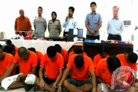 Jajaran Polresta Banjarmasin Ungkap Lima Kasus Pencurian Selama Ramadhan