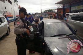 Polsek KPL Perketat Pelabuhan Antisipasi Masuknya Narkoba Saat Arus Balik