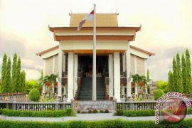 Gedung DPRD Kalimantan Selatan Kembali Sepi Aktivitas