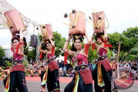 DPRD Berharap Gelaran Seni Dan Budaya Balangan Menjadi Event Tahunan