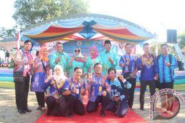 Wali Kota Banjarbaru Hadiri Harganas XXIV