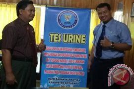 BNK Tes Urine Pegawai Pengadilan Negeri Kotabaru