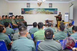Danrem : Anggota TNI Harus Asah Kemampuan