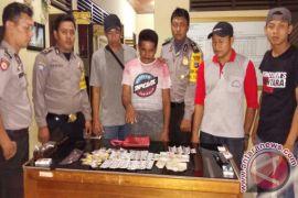 Dua Polsek Di Tabalong Ungkap Kasus Narkoba