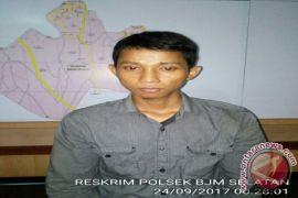 Polsekta Banjarmasin Selatan Tangkap Pencuri Kendaraan Bermotor