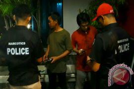 Polisi Temukan Ekstasi Di Tempat Hiburan GD Banjarmasin