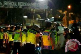Polresta Banjarmasin Tilang 153 Pelanggar Lalu Lintas