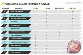 Kotabaru Naik Peringkat Pada Porprov X Tabalong