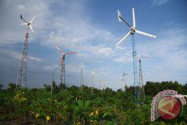 Pembangunan PLTB Tanah Laut Pertama 75 Megawatt