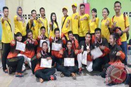 Karate Sumbang 10 Medali Porprov X Tabalong