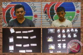 Polresta Banjarmasin Sita 44 Paket Sabu-Sabu Siap Edar