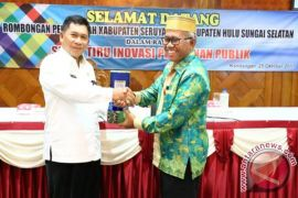 Pemkab Seruyan Studi Tiru Inovasi Ke HSS
