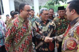 Presiden dan Gubernur  Bahas Pertumbuhan Ekonomi