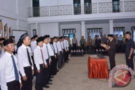 63 Anggota Panwascam Kotabaru Dilantik