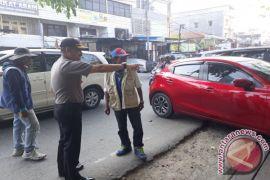 Kapolsek: Juru Parkir Jangan Sembarang Parkir Kendaraan