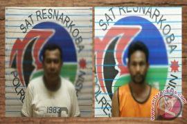 Polresta Ungkap Dua Kasus Narkoba Sehari