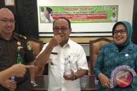 Dinkes Tabalong Canangkan  Pemberian Obat Massal  Filariasis