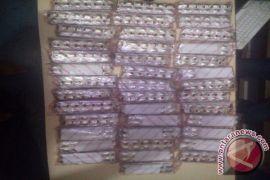Polres HSU Sita 6.400 Butir Zenith