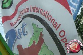 Gubernur Tutup Borneo Karate Internasional 2017