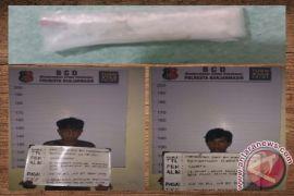Polsekta Banjarmasin Tengah Tangkap Dua Pengedar Narkoba