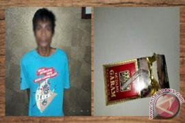 Polsekta Banjarmasin Barat Tangkap Pengedar Satu Paket Narkoba