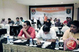 KPU Tabalong Sosialisasi Sistem Informasi Pencalonan