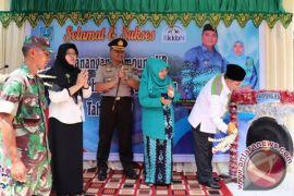 Bupati HSS Canangkan Sepuluh Kampung KB